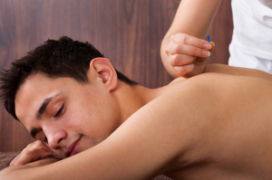 Acupunctre for neck and back pain